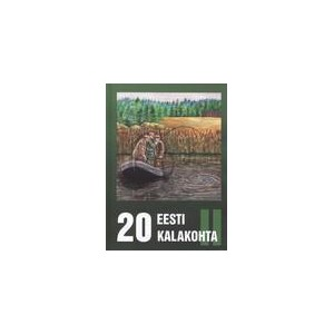 20 Eesti kalakohta 2